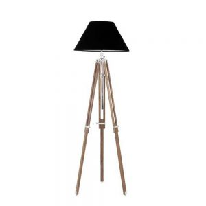Eichholtz Telescope Floor Lamp Large - Nickel