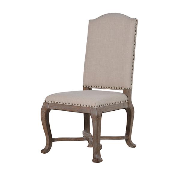 CRM Studded Dining Chair