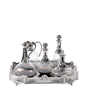 Decanter Set of 5
