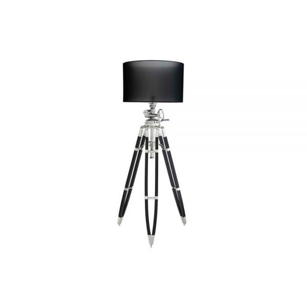 Eichholtz Royal Marine Floor Lamp - Polished Aluminium