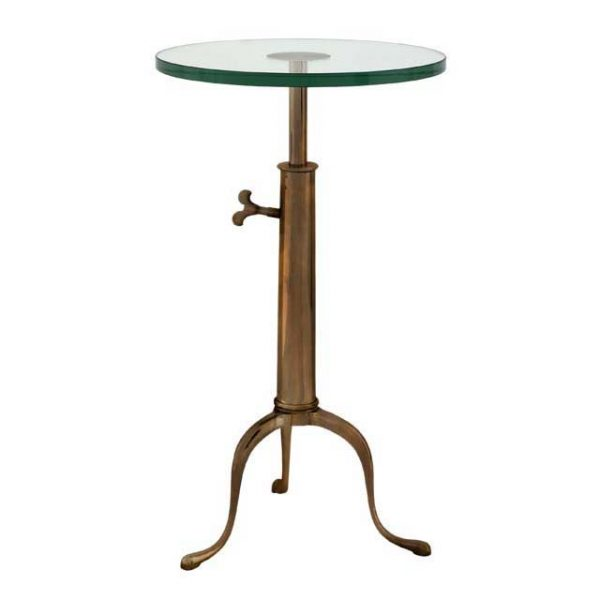 Table Brompton Brass