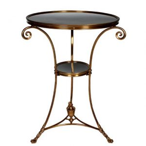 Table Rubinstein Brass