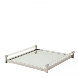 Tray French Style Square