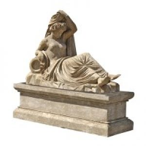 Stone Figurines/Garden Decor