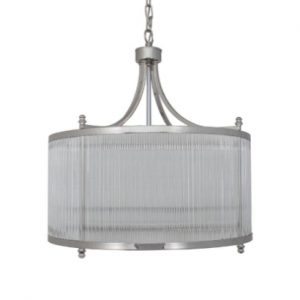CALTO NICKEL CEILING LIGHT