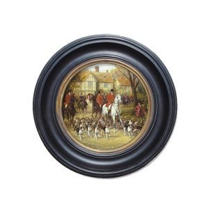 Porthole Collection - The Start of the Manor