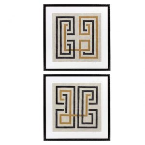 Prints EC189 Diversion Set of 2