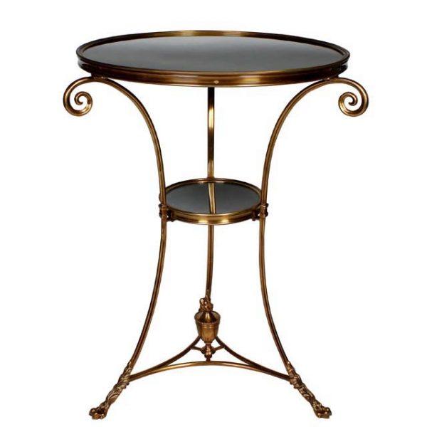 Table Rubinstein Brass